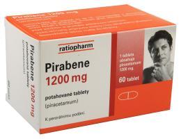 PIRABENE 1200MG potahované tablety 60