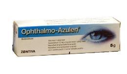OPHTHALMO-AZULEN 1,5MG/G OPH UNG 5G
