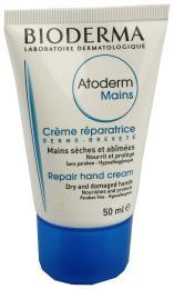 BIODERMA Atoderm Krém na ruce & nehty 50 ml