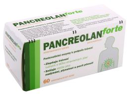 PANCREOLAN FORTE 6000U enterosolventní tableta 60