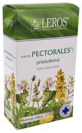 SPECIES PECTORALES PLANTA léčivý čaj 100G