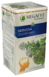 NERVOVÁ ČAJOVÁ SMĚS léčivý čaj 20 I