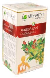 PRŮDUŠKOVÁ ČAJOVÁ SMĚS léčivý čaj 20 I