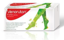VENORUTON FORTE 500MG neobalené tablety 60