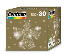Multivitamin Centrum AZ 100+30tbl vánoční