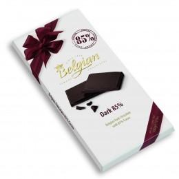 Belgian čokoláda hořká 85%