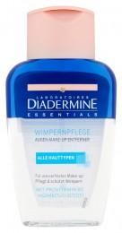 Diadermine Essentials odličovač s ošetřením řas