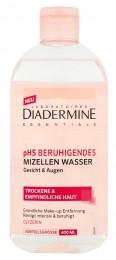Diadermine Essentials zklidňující micelární voda