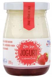 AGRO-LA Jogurt jahoda