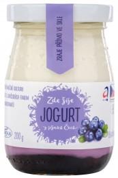 AGRO-LA Jogurt borůvka