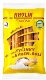 Havlík Trvanlivé tyčinky se sýrem a solí