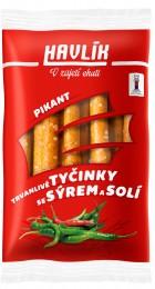 Havlík Trvanlivé tyčinky se sýrem a solí - Pikant