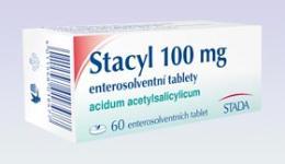 STACYL 100MG enterosolventní tableta 60 I