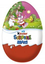 Kinder Maxi Surprise čokoládové vajíčko s překvapením pro holky