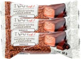 Ok! Kakaová tvarohová tyčinka 3ks pack