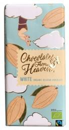 Chocolates From Heaven BIO Bílá čokoláda 32%
