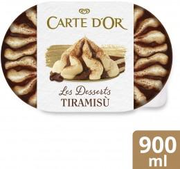 Carte d'Or Tiramisu zmrzlina