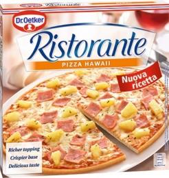 Dr. Oetker Ristorante Hawaii pizza mražená
