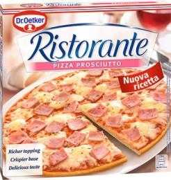 Dr. Oetker Ristorante Prosciutto pizza mražená