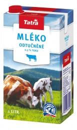 Tatra Trvanlivé mléko odtučněné 0,5%