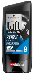 Taft Looks Power Active gel
