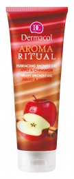 Dermacol Aroma Ritual - hřejivý sprchový gel jablko a skořice