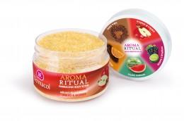 Dermacol Aroma Ritual - hřejivý tělový peeling jablko a skořice