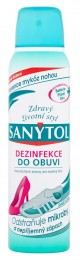 Sanytol Dezinfekce do obuvi