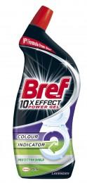 Bref 10xEffect Total Protection WC čistič