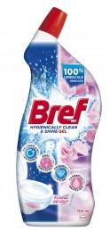 Bref Hygiene Gel Floral WC čistič