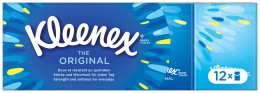Kleenex Original Mini papírové kapesníky 4vrstvé 12x7ks