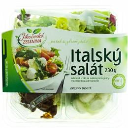Jihočeská zelenina Salát italský s hořčicovým dresinkem