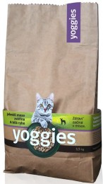 Yoggies Cat Basic Granule pro kočky