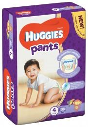 Huggies Pants Jumbo 4 plenkové kalhotky 9-14kg (36ks)