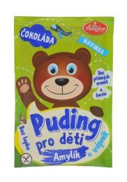 Amylon Puding čokoládový pro děti - bez lepku