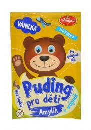 Amylon Puding vanilkový pro děti - bez lepku