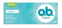 o.b. Original tampony super plus 16ks