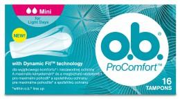 o.b. ProComfort tampony mini 16ks