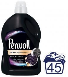 Perwoll Black Renew Advanced Effect prací prostředek (2,7l)