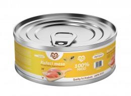 Marty konzerva pro psy 100% maso - Monoprotein kuřecí