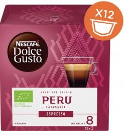 Nescafé Dolce Gusto Peru Cajamarca 12 kapslí