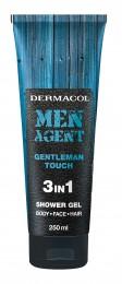 Dermacol MEN AGENT Gentleman touch sprchový gel