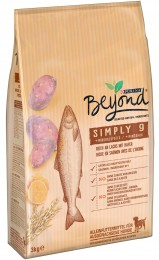 Beyond granule pro psy s lososem, ovsem a sladkými bramborami