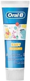 Oral-B Baby Medvídek Pú zubní pasta 0-2 roky