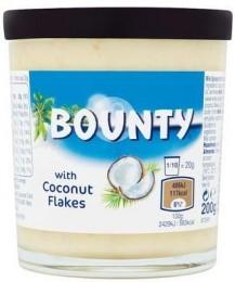 Bounty spread pomazánka s kousky kokosu