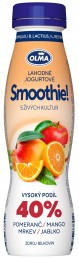 Olma Smoothie Pomeranč, mango, mrkev, jablko