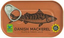 Marks & Spencer Filety z makrely v tomatové omáčce