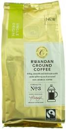 Marks & Spencer Rwandská mletá pražená káva (100% Arabica)