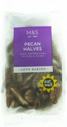 Marks & Spencer Pekanové ořechy půlené