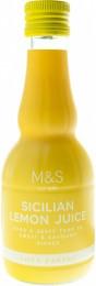 Marks & Spencer Šťáva ze sicilských citrónů